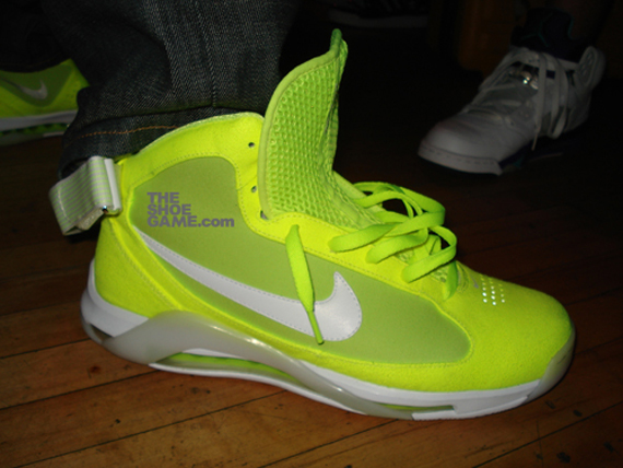 Nike Hypermax Tennis Ball Sample Images