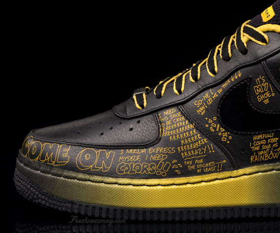 nike air force livestrong