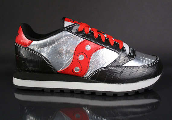 Saucony Jazz Duct Tape Collection Limited Edition