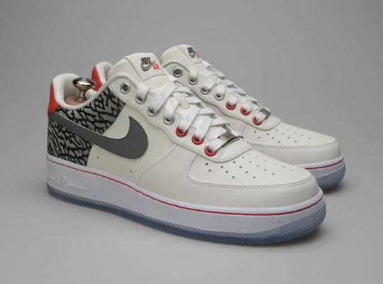 site réputé 11782 09857 Plus41 x Grotesk Nike Air Force 1 Bespoke - Sneakerness 2009 ...