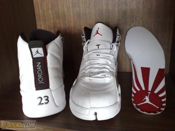 7aee62c9537f Air Jordan XII (12) Retro - Rising Sun - New Images - SneakerNews.com