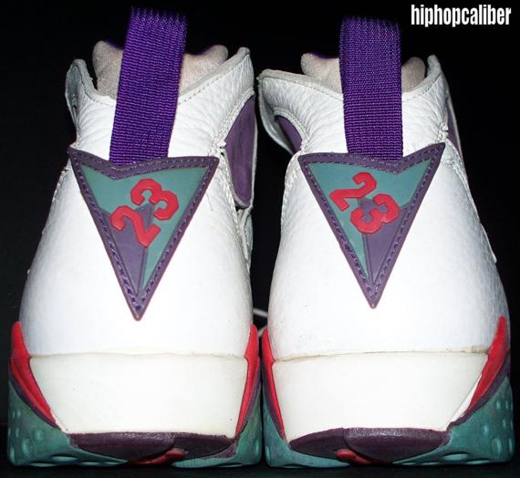 Air Jordan VII - Unreleased Look-See Sample From 1992 - SneakerNews.com ee55bb271cca