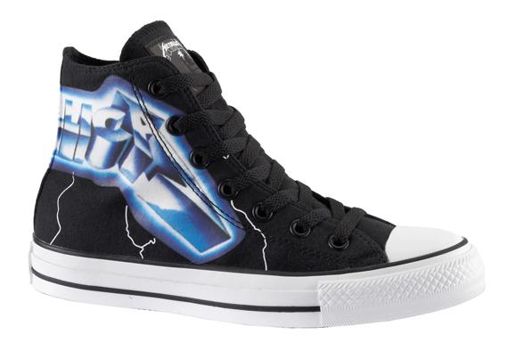 a7099952cca7 Converse Chuck Taylor - Metallica Pack - July  09 - SneakerNews.com