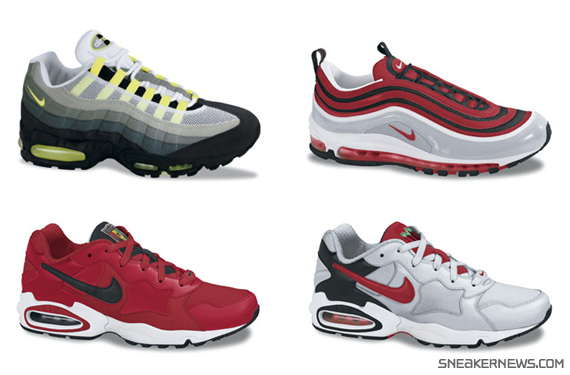 f0ffb9ce7a2 Nike Air Max - Spring 2010 Collection - SneakerNews.com