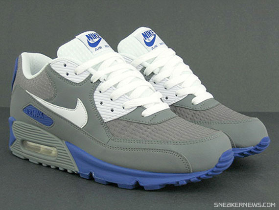 Nike Air Max 90 - Cool Grey - Hyper