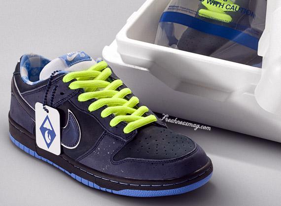 Concepts x Nike SB Blue Lobster Dunk