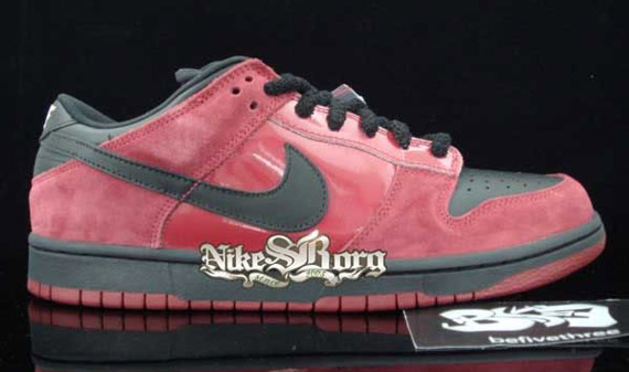 many styles latest design get new Nike Dunk Low Pro SB - Milli Vanilli - Varsity Crimson ...