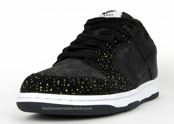Nike Dunk Low CL - East - Anthracite