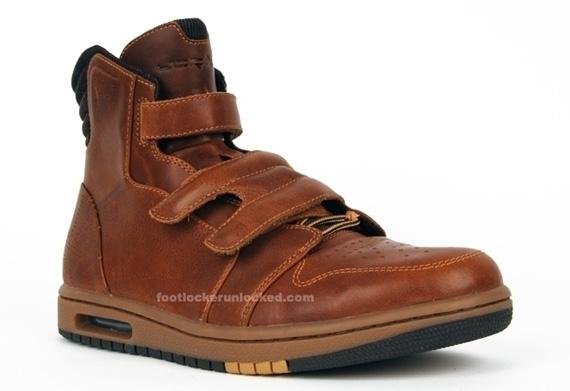 Jordan L Style High Top Sneaker Dark Cinder November 09