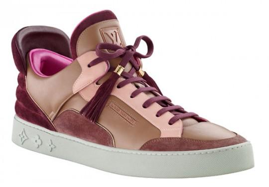 Scarpe Louis Vuitton Kanye West
