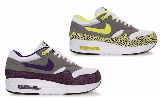 Nike Air Max 1 Purple Safari