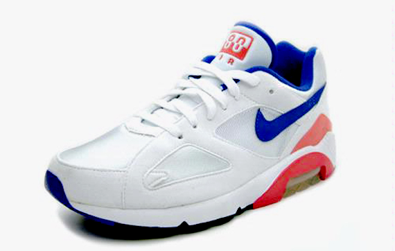 45f1d73ca50 Nike Air 180 Retro QS - White - Ultramarine - SneakerNews.com