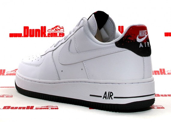 Nike Air Force 1 White Hot Red Black best - ekurs.spkrzeszowice.eu 2bdb322e5f