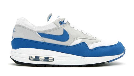 Nike Air Max 1 Original Colorways QS Red + Blue