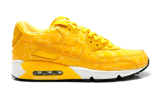air max 90 yellow