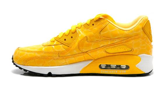 2009 Air Max Yellow