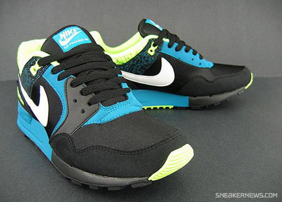 Nike Air Pegasus '89 ND - Black - Glass Blue - Volt - SneakerNews.com