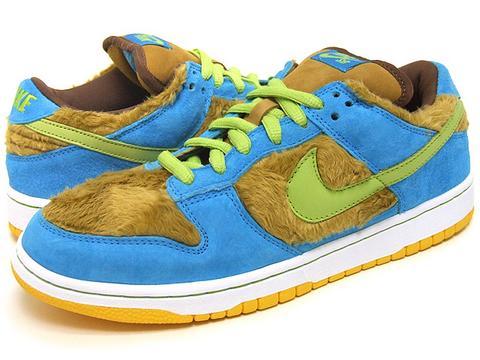 Nike Low Dunk Sb Baby Bear
