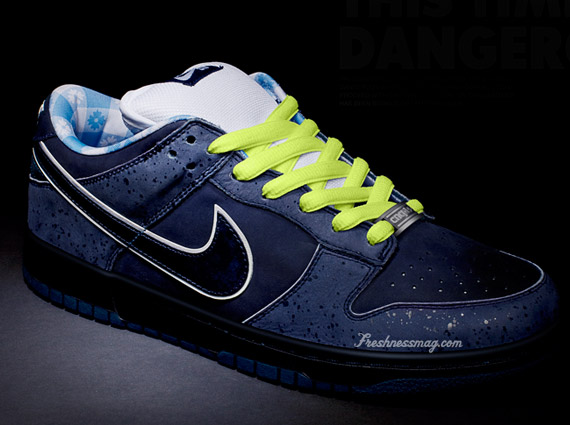 new product 519e8 2a73d Nike SB Blue Lobster Dunk Low Premium June 20th