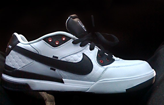 differently 277be f625d Nike SB P-Rod III – White – Black – Red