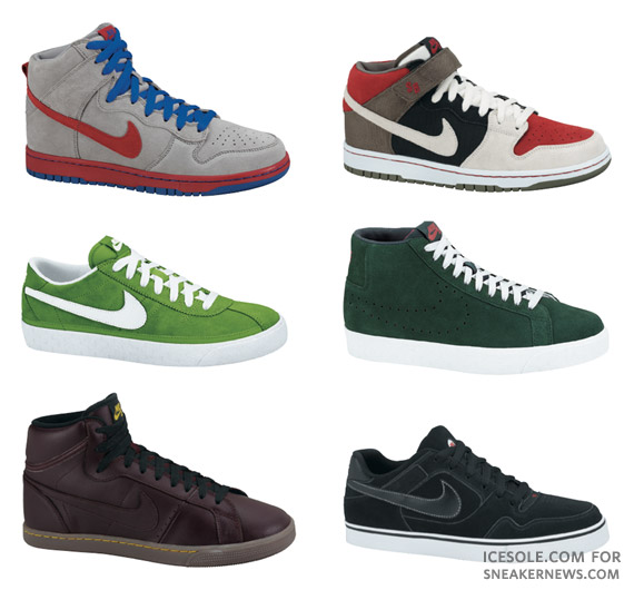 Nike SB - Spring 2010 Preview - Part 3 - SneakerNews.com f0246c78ee