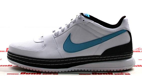 0e726e8b367a8 Nike Zoom LeBron VI Low - White - Baltic Blue - Black - SneakerNews.com
