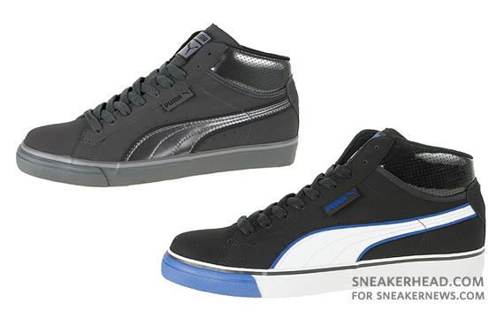 new model of puma shoes