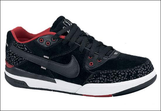 Nike SB P-Rod III - White - Black - Red