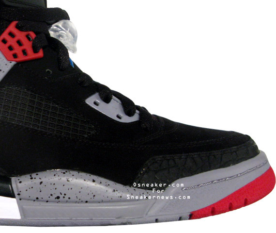 best cheap e3a40 4ce6e spizikes-black-red-white-03a. See more  Air Jordan Spring 2010 Preview
