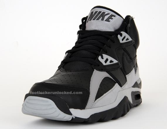 Nike Air Trainer Sc Black Grey Holiday 09