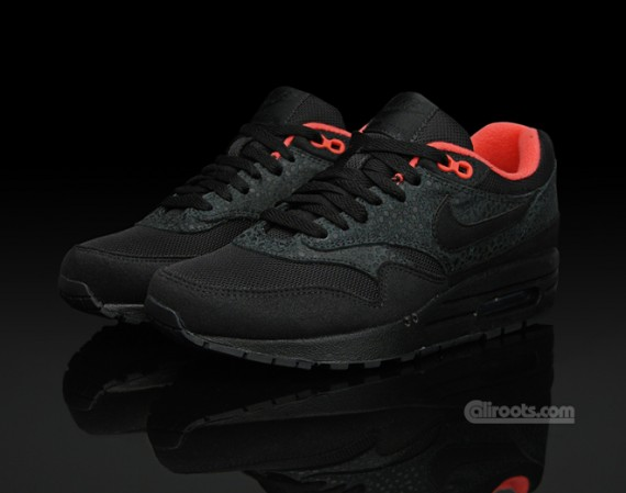 Air Max 1 Black Safari