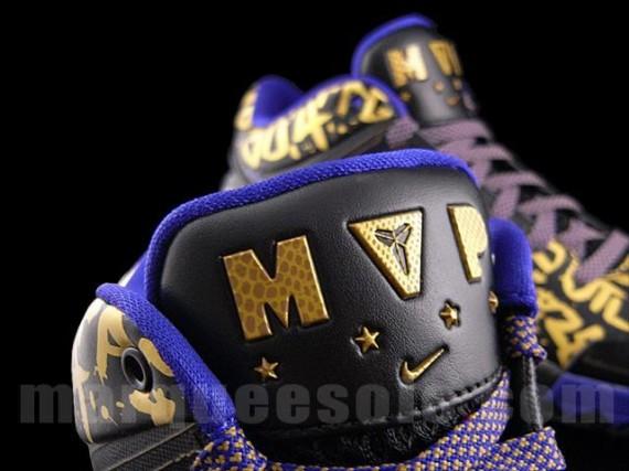 Nike Zoom Kobe IV - NBA Finals Away - Finals MVP ...
