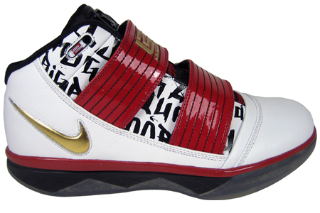 4995656be1e Nike Zoom LeBron Soldier III - 2009 NBA Finals - SneakerNews.com