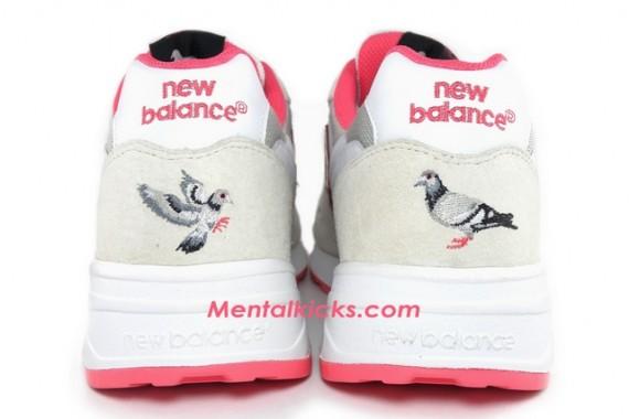 low priced b9670 83154 Staple x New Balance 575 - White Pigeon - SneakerNews.com