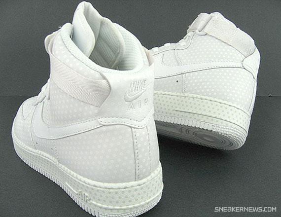 nike air force 1 hi white