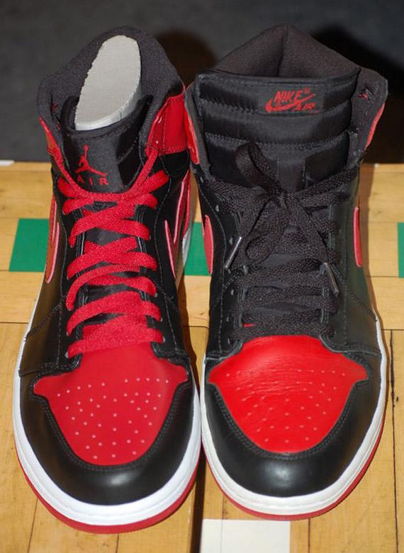 Air Jordan 7 Retro Bulls vs Magic 60+ Pack Black Red shoes