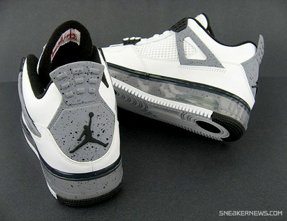 air force jordan 4