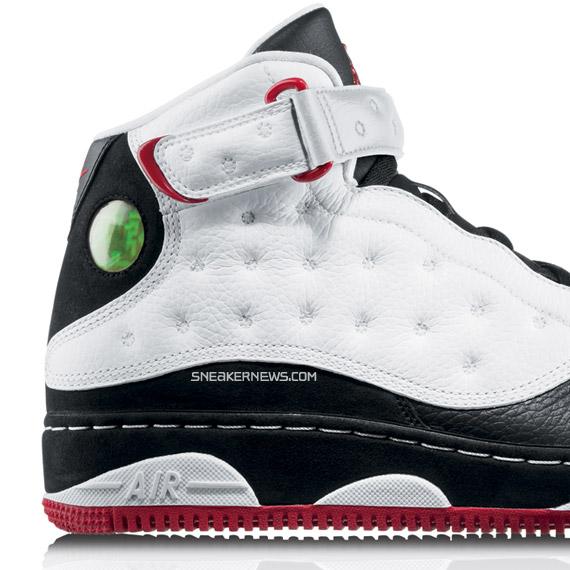 Air Force 1 Blanco 13 Jordans mN7Fo