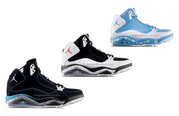 Air Jordan Ol' School III - Holiday