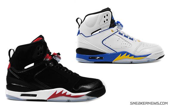 Air Jordan (60+) Sixty Plus - Fall 2009
