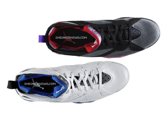 Air Jordan VII DMP 60+ Pack - Bulls vs. Magic - New Images - SneakerNews.com