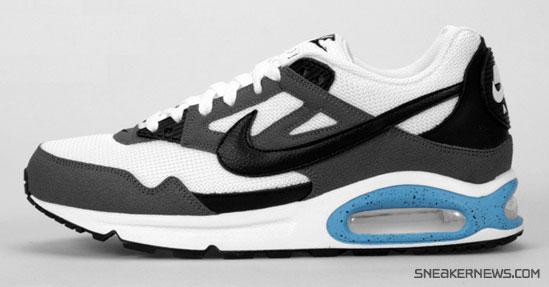 Nike Air Max Skyline - White - Black