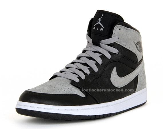 0cceebd97b94 Air Jordan 1 Retro High - Black - Shadow Grey - White - September ...