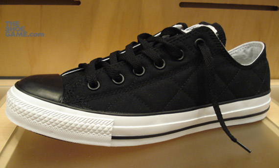 f6c4ac3fe297a9 Converse Chuck Taylor All-Star Low - Quilted Pack - SneakerNews.com