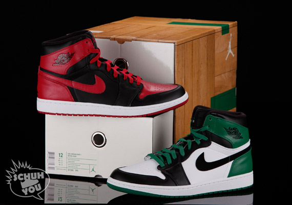 Air Jordan DMP 1 Retro High – 60+ Pack – Bulls vs. Celtics – Release  Reminder 4e882452c