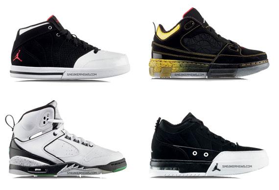 13f9d7d13e0d Air Jordan Boys  Collection - Holiday 2009 - SneakerNews.com