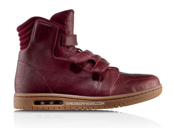 Nike Jordan L'Style One Cherrywood Red