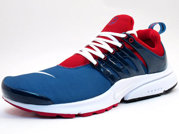 finest selection e568b d3a10 Nike Air Presto LE – Navy – Red – White
