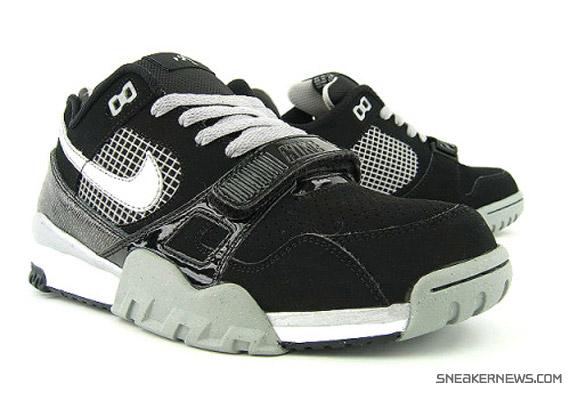 Nike Air Trainer TW II - Black - Metallic Silver - Tecmo Bo ... 40a2beeb0