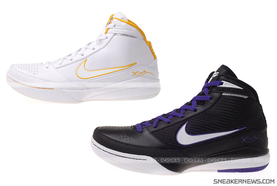 a508372a716 Nike Dream Season X KB24 Black Purple + White Del Sol Available new ...
